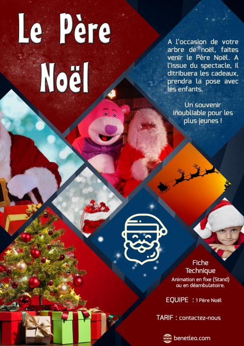 Support pere noel 2019 sp